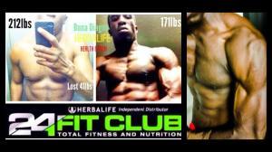 24 fit club