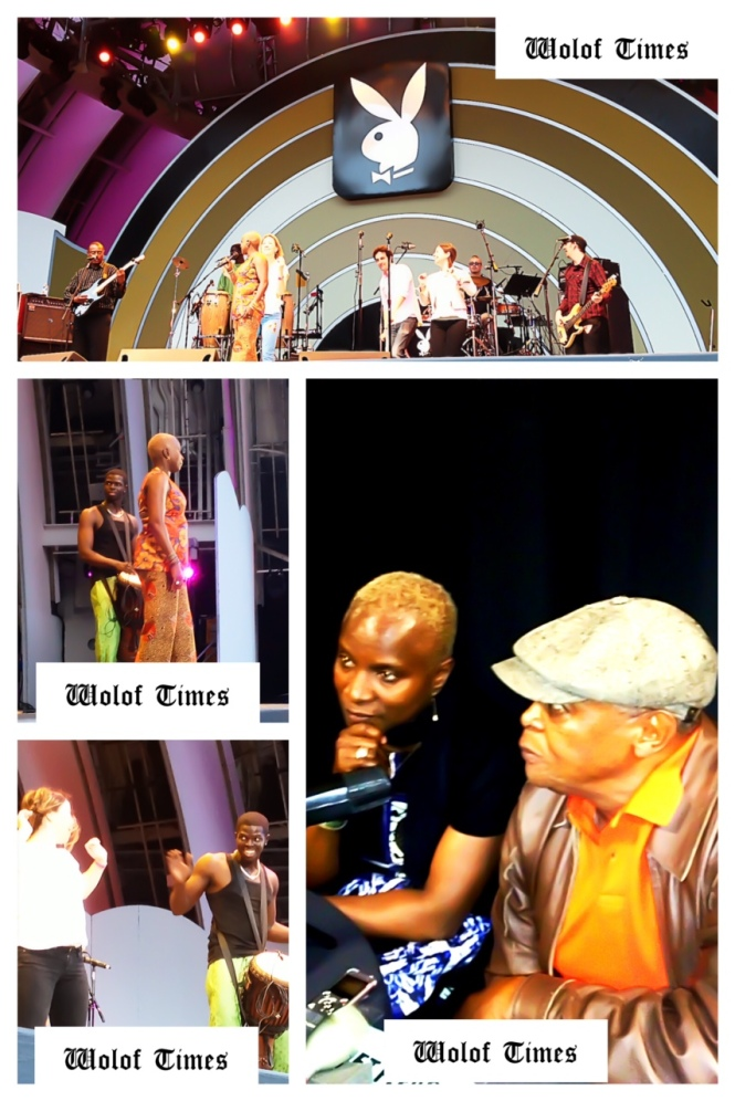 ANGELIQUE KIDJO/HUGH MASEKELA – PLAYBOY JAZZ FESTIVAL HOLLYWOOD BOWL – JUNE 16TH, 2013