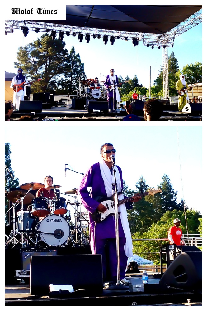 BOMBINO - SIERRA NEVADA WORLD MUSIC FESTIVAL, MENDOCINO (CA) - JUNE 22ND-24TH, 2013