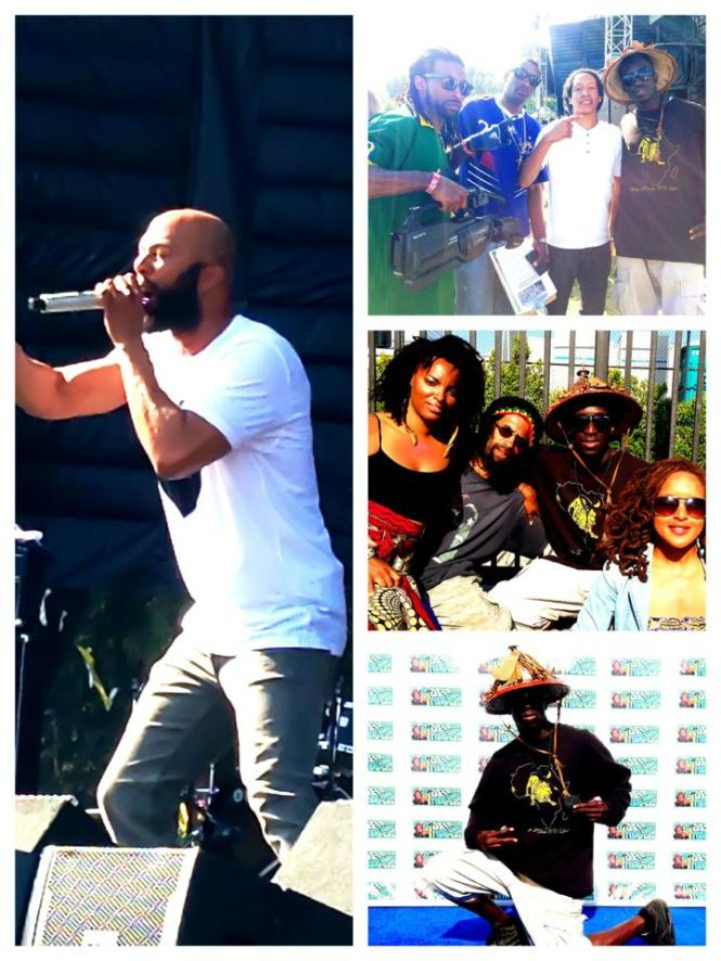 COMMON - UCLA JAZZ & REGGAE FEST - MAY 26TH 2013