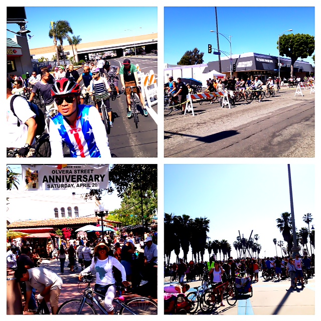 CICLAVIA - LOS ANGELES - APRIL 21ST, 2013