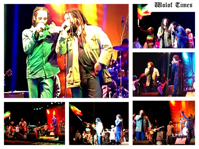 STEPHEN AND DAMIAN MARLEY – SIERRA NEVADA WORLD MUSIC FESTIVAL, MENDOCINO (CA) – JUNE 22ND-24TH, 2013