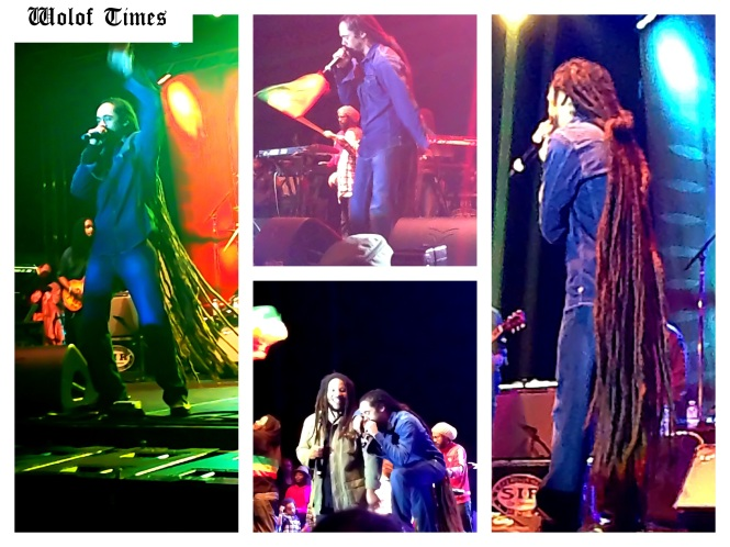 DAMIAN MARLEY – SIERRA NEVADA WORLD MUSIC FESTIVAL, MENDOCINO (CA) – JUNE 22ND-24TH, 2013