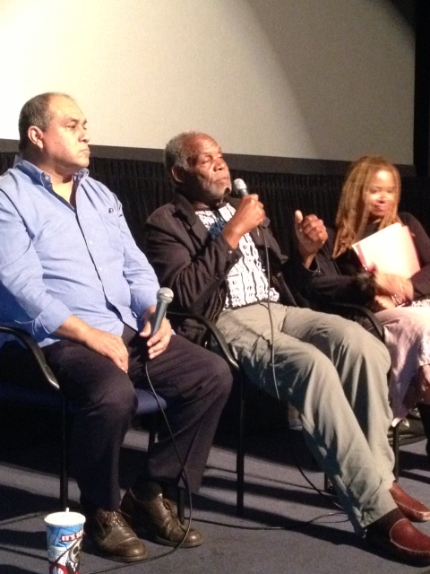 DANNY GLOVER - THE REVOLUTION WILL NOT BE TELEVISED (KPFK EVENT) - DOWNTOWN INDEPENDENT THEATER - MAY 5TH, 2013