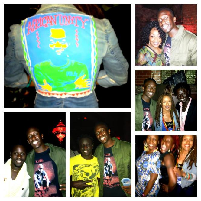 FELA CAST PARTY - ZANZIBAR - FEBRUARY 28TH 2012