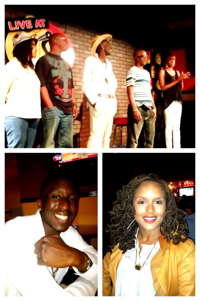 J ANTHONY BROWN'S COMEDY CLUB THE J SPOT - MAY 18TH, 2013