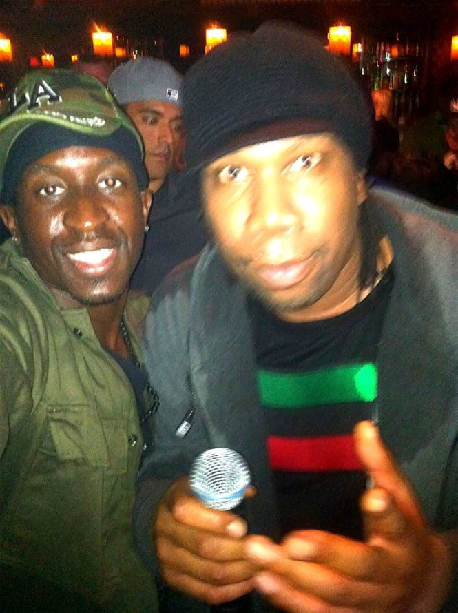 LIQUID SWEETS - KRS ONE & MAD LION -FEBRUARY 26TH 2013