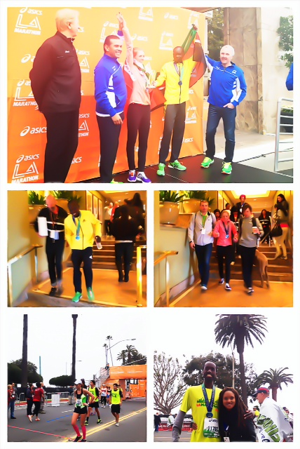 LOS ANGELES MARATHON - MARCH 17TH, 2013