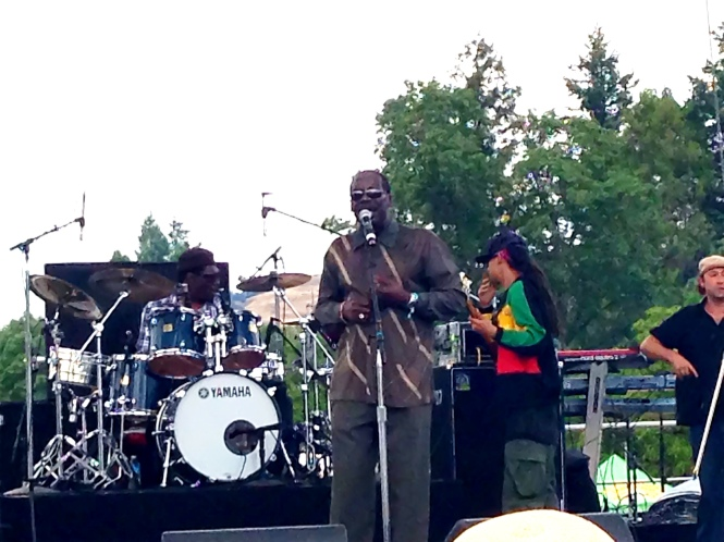 LEROY SIBBLES – SIERRA NEVADA WORLD MUSIC FESTIVAL, MENDOCINO (CA) – JUNE 22ND-24TH, 2013