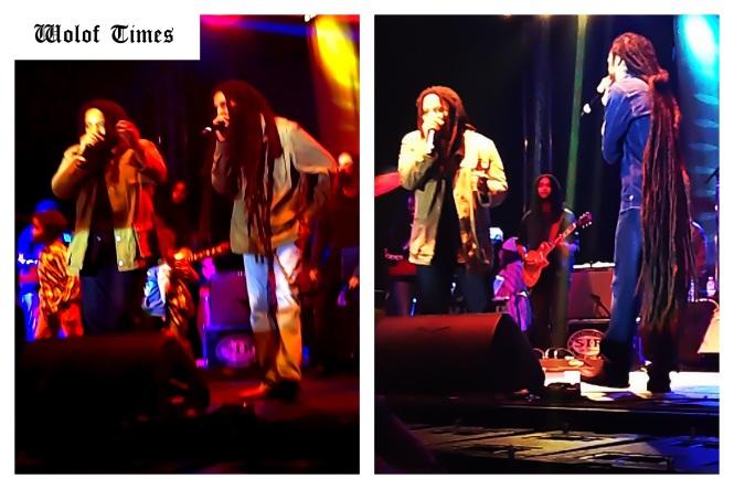 MARLEY BROTHERS (STEPHEN, JULIAN, DAMIAN) – SIERRA NEVADA WORLD MUSIC FESTIVAL, MENDOCINO (CA) – JUNE 22ND-24TH, 2013