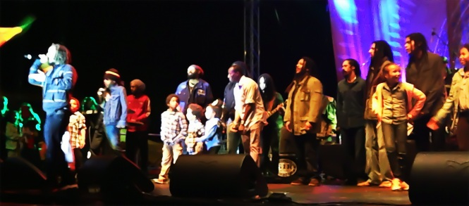 MARLEY FAMILY – SIERRA NEVADA WORLD MUSIC FESTIVAL, MENDOCINO (CA) – JUNE 22ND-24TH, 2013
