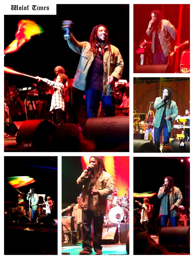 STEPHEN MARLEY – SIERRA NEVADA WORLD MUSIC FESTIVAL, MENDOCINO (CA) – JUNE 22ND-24TH, 2013