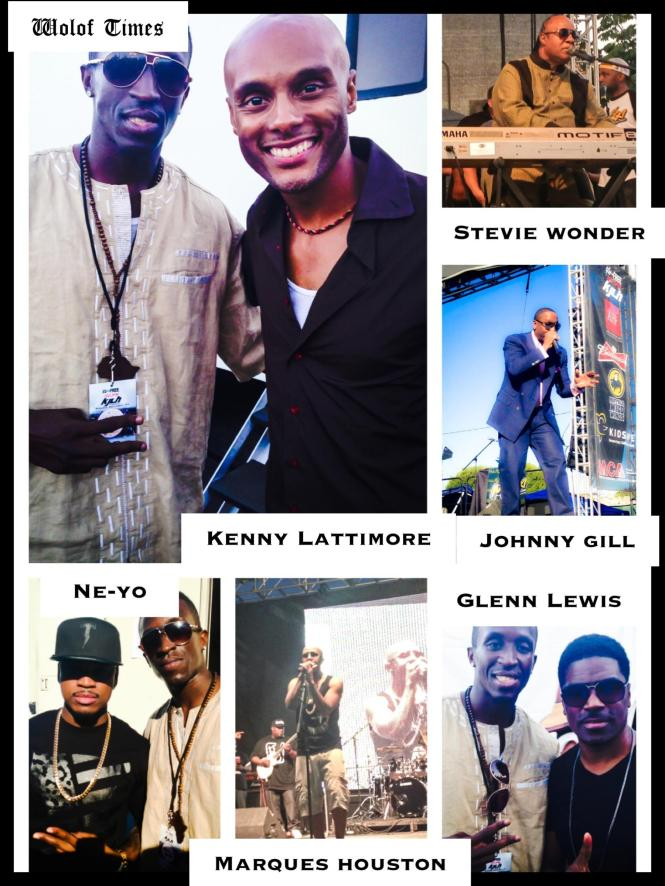 TASTE OF SOUL, LOS ANGELES, CA - OCTOBER 19TH, 2013