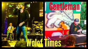 Gentleman is still riding his new school buzz and performed for a hyped-up crowd. He performed with his pregnant vocalist wife who actually opened for him and his German band. He delivered his usual conscious/spiritual lyrics on the Roots Dancehall tips with much energy. Check Afrocentric Shirt Designs: https://woloftimes.wordpress.com/baby-f-dada-custom-clothing-www-babyfdada-com/ Fitness is 80% Nutrition and 20% Exercise! If you're interested in losing weight, check: https://woloftimes.wordpress.com/herbalife-fitness-nutrition/