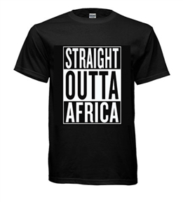 straight_outta_africa men SHIRT